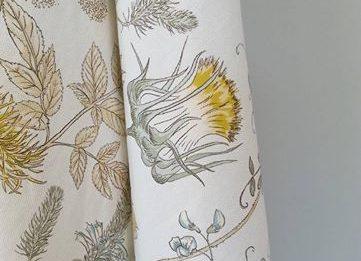 Summer fabric